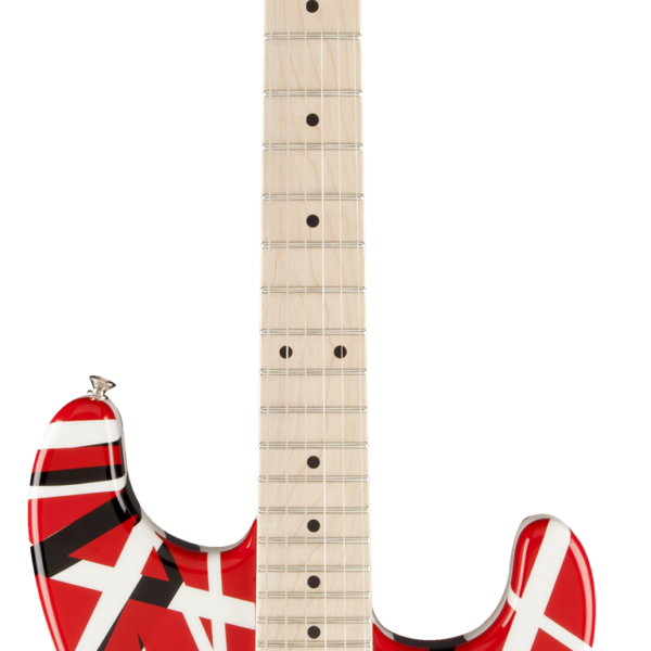 EVH Striped Guitar