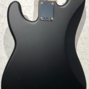 Fender Special Edition Noir Precision Bass in Satin Black