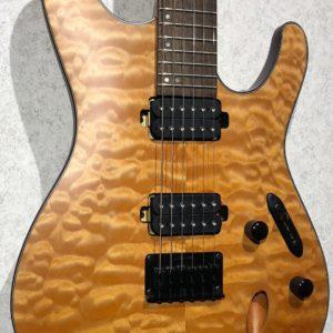 Ibanez S621 QM Electric Guitar