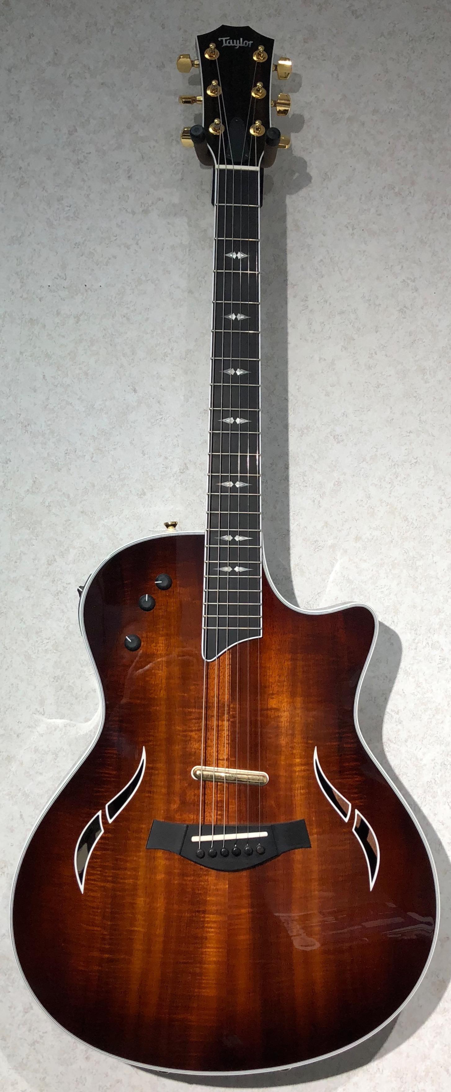 taylor guitars t5 custom koa legacy music. Black Bedroom Furniture Sets. Home Design Ideas