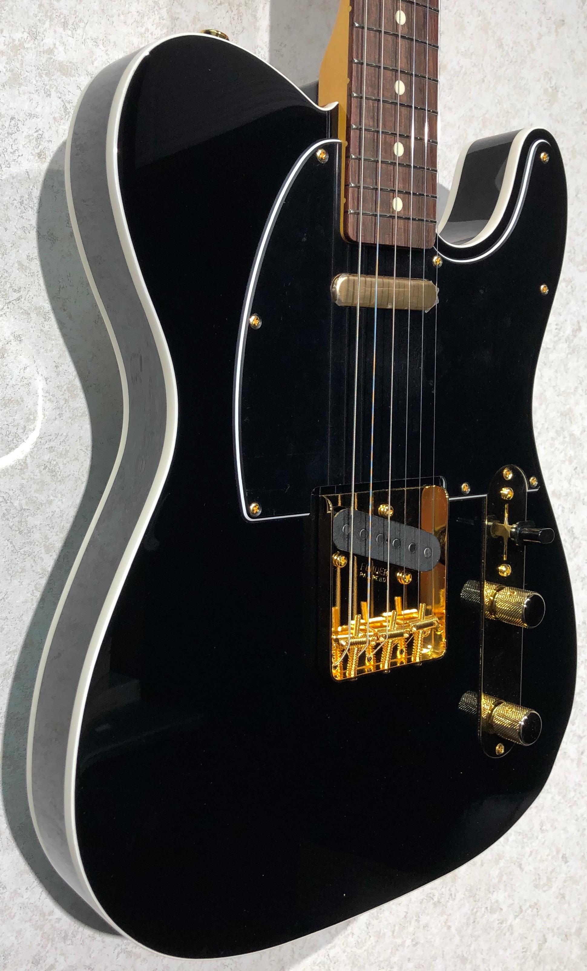 Fender FSR Traditional '60s Midnight Telecaster Made in Japan