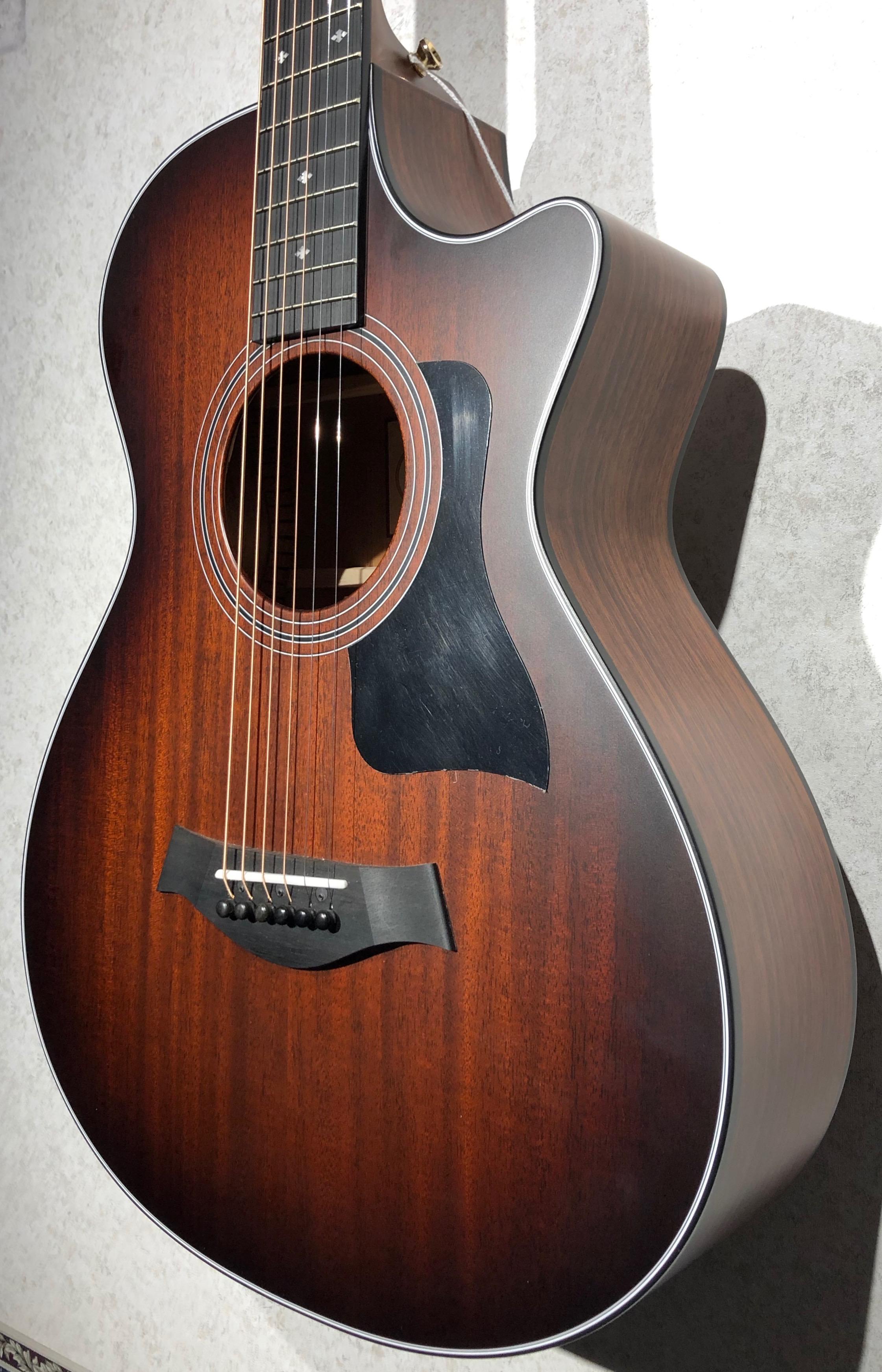 taylor guitars 322ce 12 fret legacy music. Black Bedroom Furniture Sets. Home Design Ideas