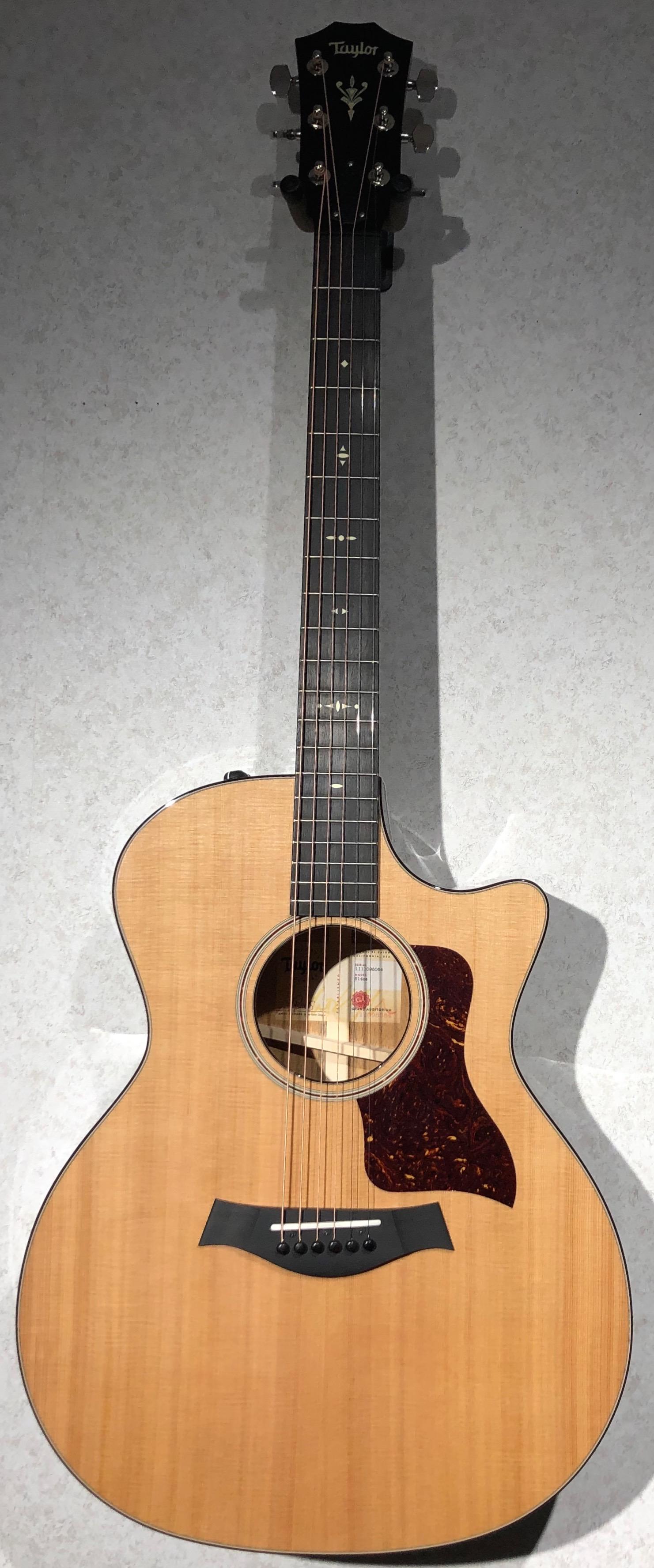 taylor guitars 514ce v class legacy music. Black Bedroom Furniture Sets. Home Design Ideas