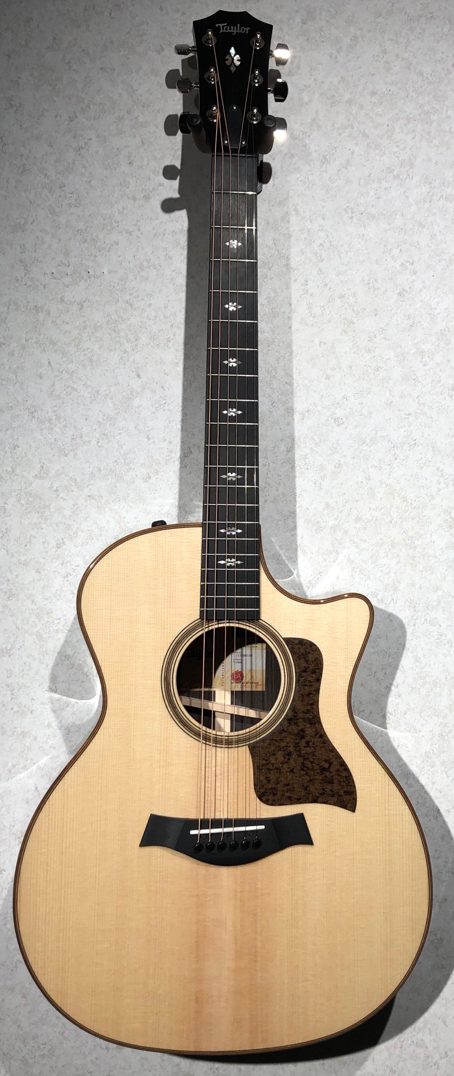 taylor guitars 714ce v class legacy music. Black Bedroom Furniture Sets. Home Design Ideas