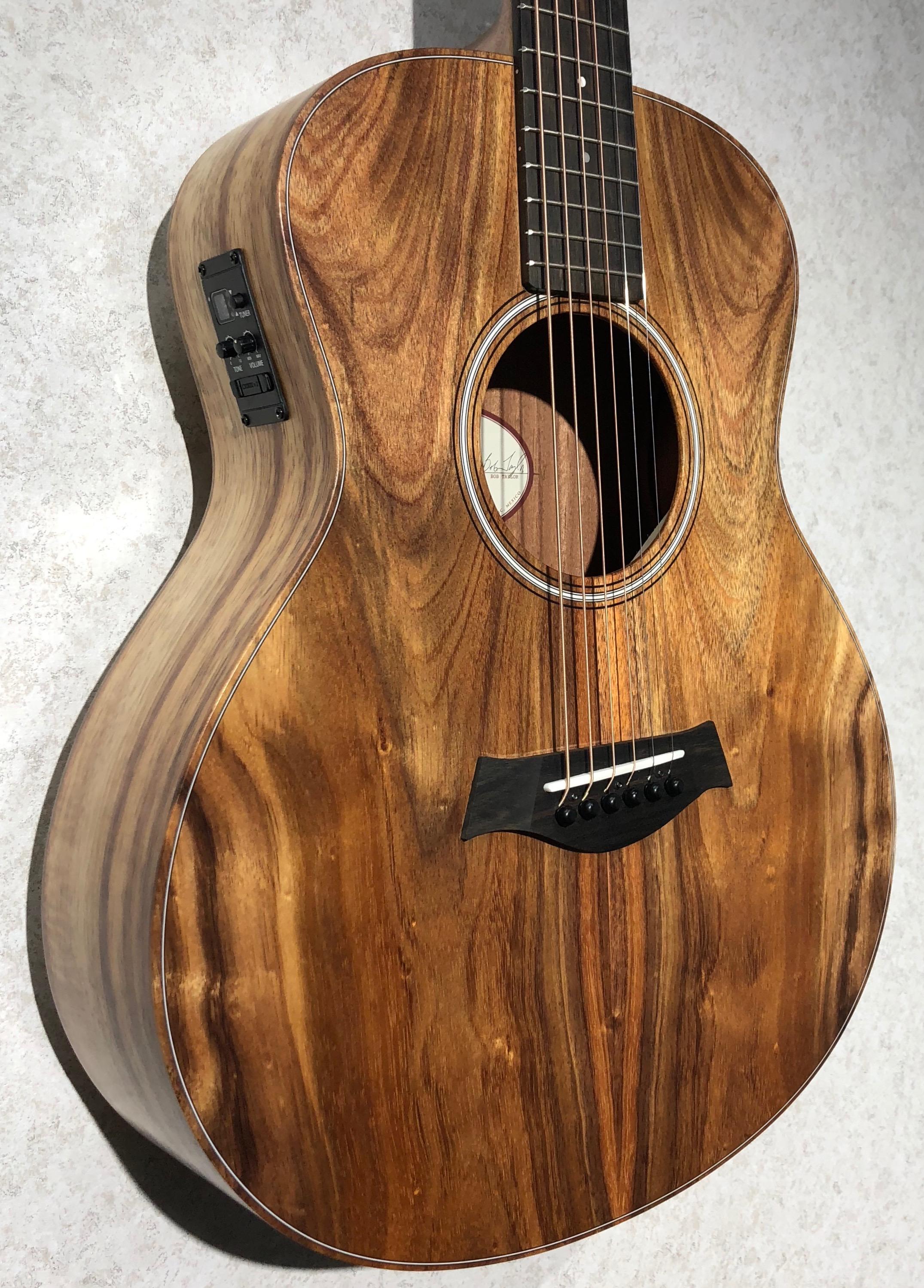 taylor guitars gs mini e koa legacy music. Black Bedroom Furniture Sets. Home Design Ideas