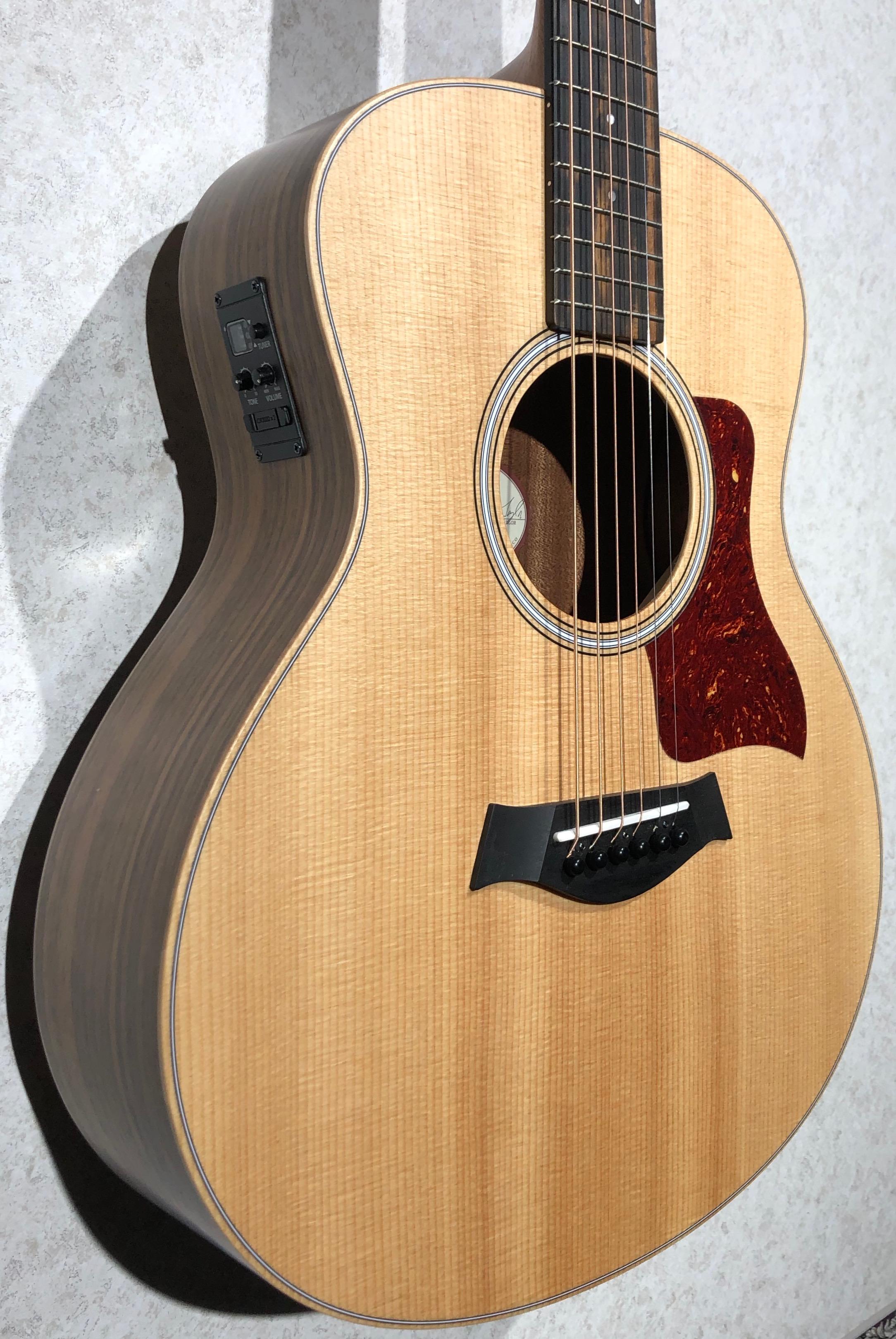 taylor guitars gs mini e walnut legacy music. Black Bedroom Furniture Sets. Home Design Ideas